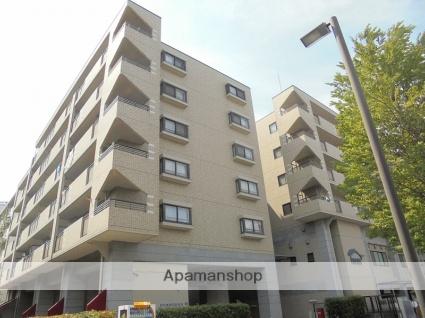 神奈川県横浜市都筑区、仲町台駅徒歩14分の築16年 6階建の賃貸マンション