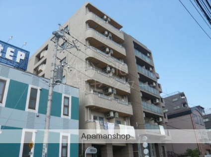 神奈川県横浜市都筑区、中川駅徒歩2分の築10年 7階建の賃貸マンション