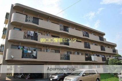神奈川県横浜市都筑区、江田駅徒歩17分の築23年 4階建の賃貸マンション