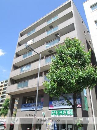 神奈川県横浜市都筑区、センター北駅徒歩18分の築17年 7階建の賃貸マンション