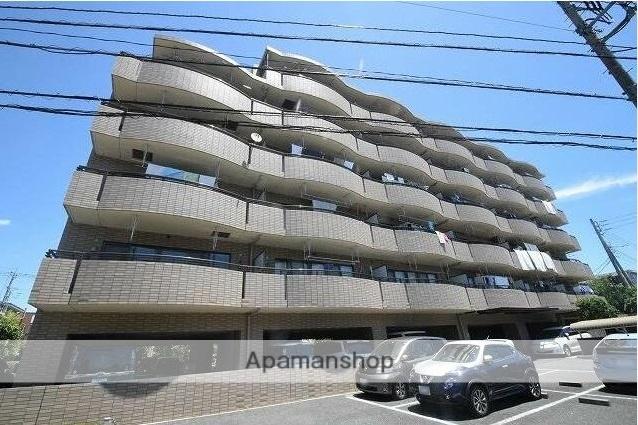 神奈川県横浜市都筑区、鷺沼駅徒歩24分の築16年 6階建の賃貸マンション
