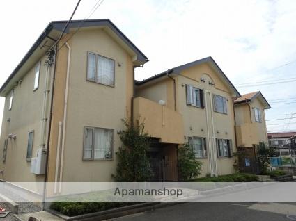 神奈川県横浜市都筑区、中川駅徒歩9分の築7年 2階建の賃貸アパート