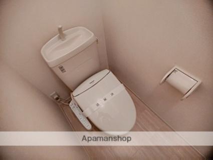 ル・クラージュ[2LDK/45.54m2]のトイレ