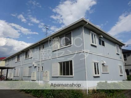 神奈川県横浜市都筑区、川和町駅徒歩15分の築23年 2階建の賃貸アパート