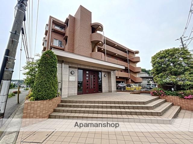 神奈川県横浜市青葉区、鷺沼駅徒歩43分の築12年 4階建の賃貸マンション