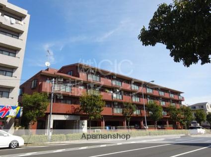 神奈川県横浜市都筑区、センター北駅徒歩7分の築20年 4階建の賃貸マンション