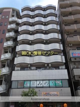 神奈川県横浜市都筑区、センター北駅徒歩1分の築17年 9階建の賃貸マンション