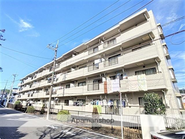 神奈川県横浜市青葉区、たまプラーザ駅徒歩15分の築29年 4階建の賃貸マンション