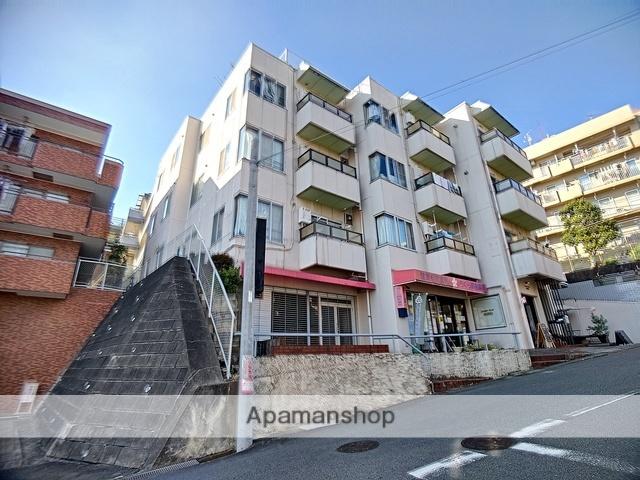 神奈川県川崎市宮前区、宮前平駅徒歩15分の築36年 4階建の賃貸マンション