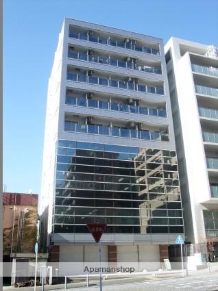 神奈川県横浜市都筑区、中川駅徒歩21分の築17年 9階建の賃貸マンション