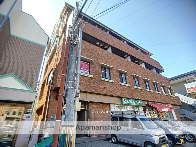 神奈川県横浜市都筑区、あざみ野駅徒歩26分の築19年 4階建の賃貸マンション