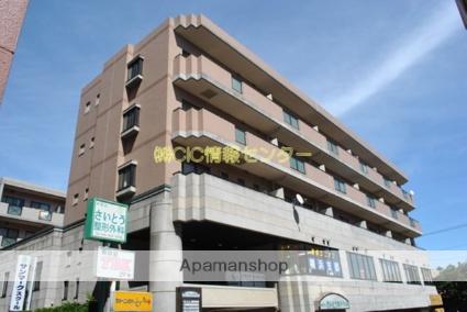 神奈川県横浜市都筑区、センター南駅徒歩30分の築23年 5階建の賃貸マンション