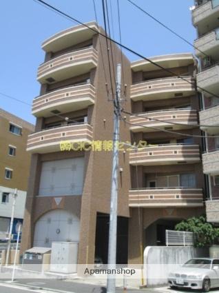 神奈川県横浜市都筑区、市が尾駅徒歩30分の築13年 5階建の賃貸マンション