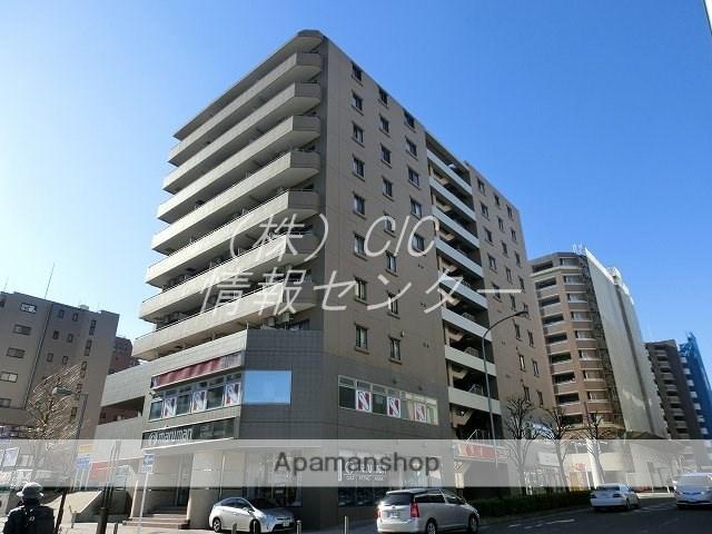 神奈川県横浜市都筑区、センター北駅徒歩13分の築18年 10階建の賃貸マンション
