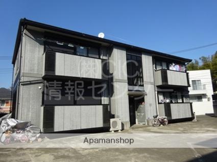神奈川県横浜市都筑区、センター北駅徒歩20分の築18年 2階建の賃貸アパート