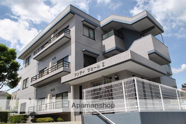 神奈川県横浜市青葉区、たまプラーザ駅徒歩15分の築19年 3階建の賃貸マンション