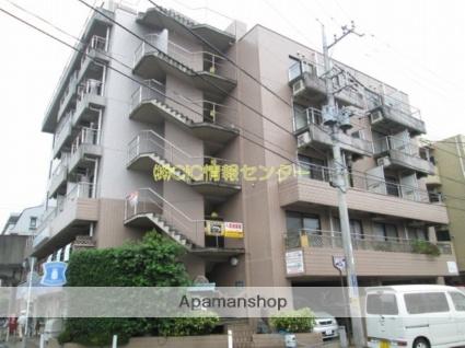 神奈川県横浜市都筑区、センター南駅徒歩30分の築23年 7階建の賃貸マンション