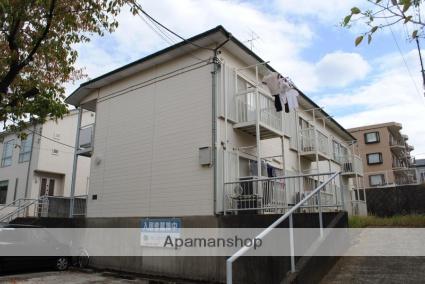神奈川県横浜市青葉区、あざみ野駅徒歩13分の築27年 2階建の賃貸アパート
