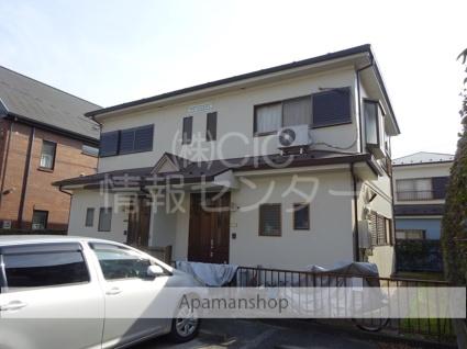 神奈川県横浜市都筑区、中川駅徒歩6分の築24年 2階建の賃貸テラスハウス
