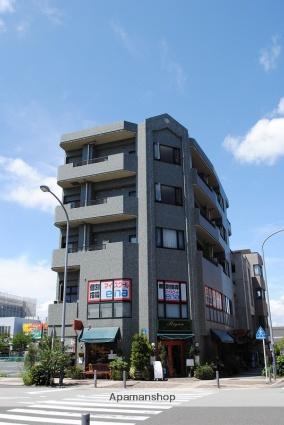 神奈川県横浜市都筑区、中川駅徒歩19分の築20年 5階建の賃貸マンション