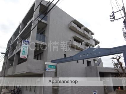 神奈川県横浜市青葉区、たまプラーザ駅徒歩11分の築27年 4階建の賃貸マンション