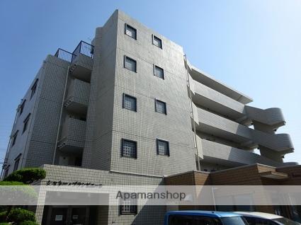 神奈川県横浜市都筑区、川和町駅徒歩14分の築26年 5階建の賃貸マンション