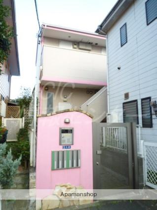 神奈川県川崎市宮前区、鷺沼駅徒歩16分の築6年 2階建の賃貸アパート