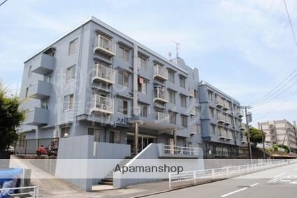 神奈川県横浜市青葉区、江田駅徒歩10分の築46年 4階建の賃貸マンション