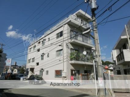 神奈川県横浜市青葉区、たまプラーザ駅徒歩16分の築36年 4階建の賃貸マンション