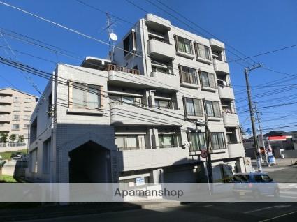 神奈川県横浜市青葉区、青葉台駅徒歩10分の築29年 5階建の賃貸マンション