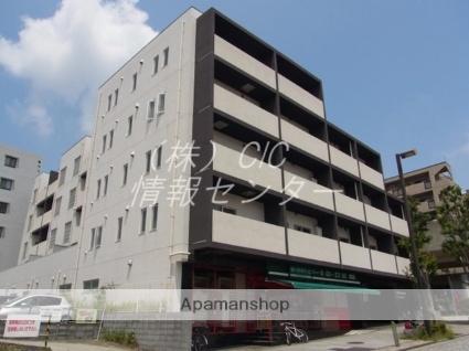 神奈川県横浜市都筑区、センター北駅徒歩30分の築11年 5階建の賃貸マンション