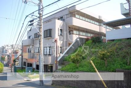神奈川県横浜市青葉区、市が尾駅徒歩25分の築24年 4階建の賃貸マンション