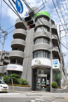 神奈川県川崎市宮前区、宮前平駅徒歩18分の築26年 5階建の賃貸マンション