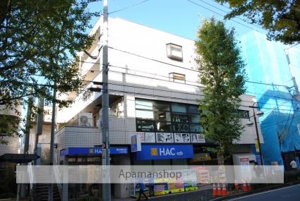 神奈川県横浜市青葉区、藤が丘駅徒歩16分の築33年 4階建の賃貸マンション