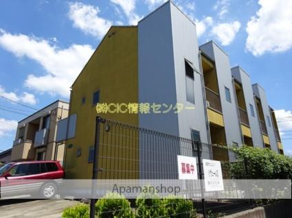 神奈川県横浜市都筑区、中川駅徒歩22分の築13年 2階建の賃貸アパート