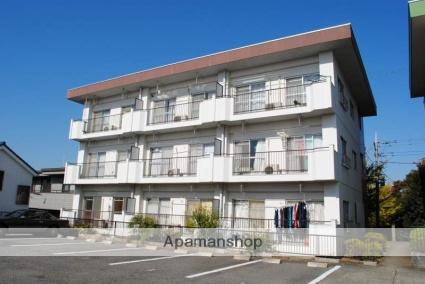 神奈川県横浜市青葉区、あざみ野駅徒歩10分の築35年 3階建の賃貸マンション