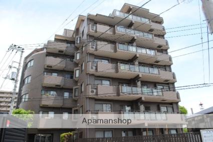 神奈川県横浜市青葉区、江田駅徒歩10分の築24年 7階建の賃貸マンション