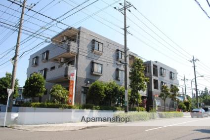 神奈川県横浜市青葉区、江田駅徒歩6分の築22年 3階建の賃貸マンション