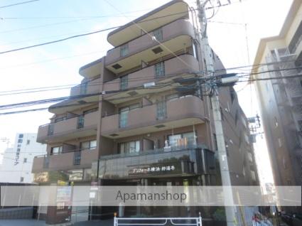 神奈川県横浜市神奈川区、菊名駅徒歩13分の築9年 5階建の賃貸マンション
