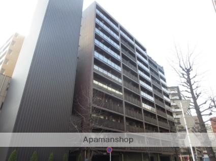 神奈川県横浜市港北区、新横浜駅徒歩11分の築5年 11階建の賃貸マンション