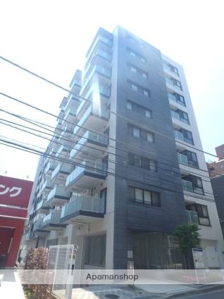 神奈川県横浜市神奈川区、横浜駅徒歩6分の築10年 10階建の賃貸マンション