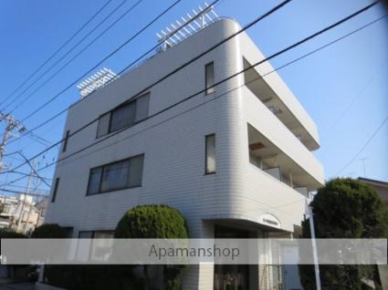 神奈川県横浜市港北区、菊名駅徒歩9分の築25年 3階建の賃貸マンション
