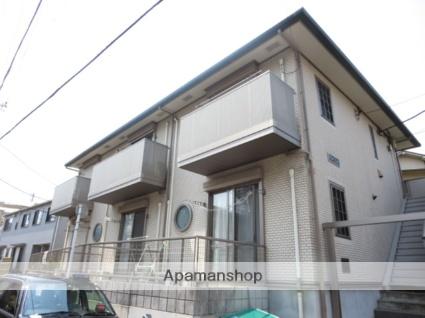 神奈川県横浜市港北区、新横浜駅徒歩9分の築8年 2階建の賃貸アパート
