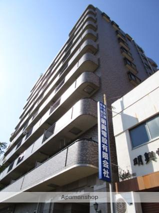 神奈川県横浜市神奈川区、東神奈川駅徒歩9分の築21年 10階建の賃貸マンション