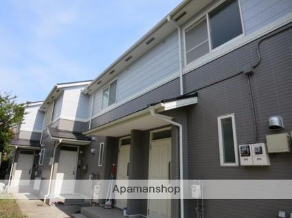 神奈川県横浜市神奈川区、大口駅徒歩21分の築21年 2階建の賃貸テラスハウス