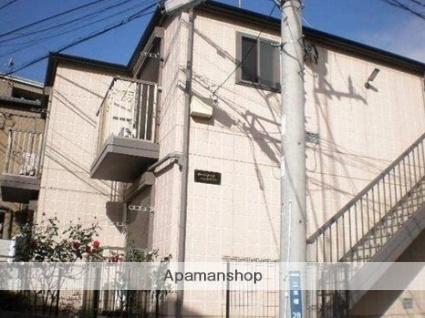 神奈川県横浜市神奈川区、東神奈川駅徒歩14分の築15年 2階建の賃貸アパート