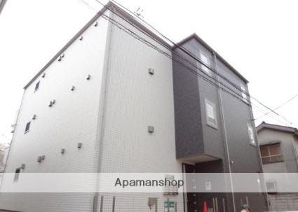 神奈川県横浜市神奈川区、大口駅徒歩3分の築3年 3階建の賃貸マンション