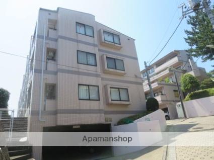 神奈川県横浜市港北区、新横浜駅徒歩10分の築81年 3階建の賃貸マンション