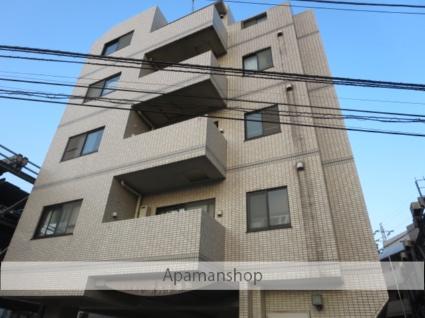 神奈川県横浜市港北区、菊名駅徒歩10分の築23年 5階建の賃貸マンション