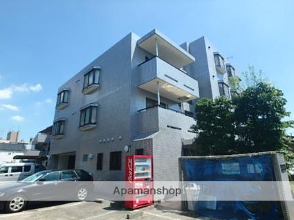 神奈川県横浜市港北区、綱島駅徒歩14分の築21年 4階建の賃貸マンション